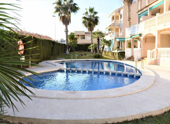 Apartment - Resale - Torrevieja - La Rosaleda